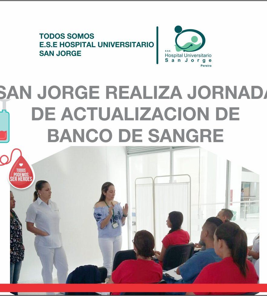 interna actualizacion banco de sange